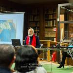 Il prof. arch. Massimo Ricci e Nicoletta Arbusti